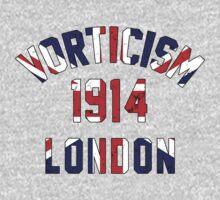 Vorticism (Special Ed.) Kids Tee