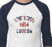Vorticism (Special Ed.) Men's Baseball ¾ T-Shirt