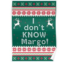I don't Know Margo! Poster
