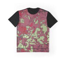 Rose Bush Graphic T-Shirt