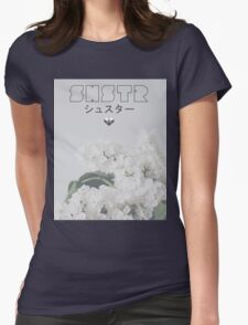 Flowers & Company Womens Fitted T-Shirt