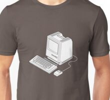Apple Mac 128/512 Unisex T-Shirt