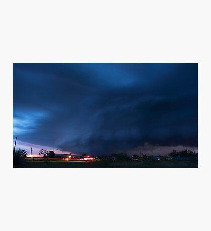 Texas Tornado Photographic Print
