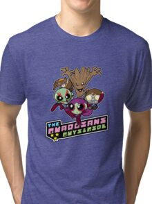Powerpuff Guardians Tri-blend T-Shirt