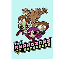Powerpuff Guardians Photographic Print