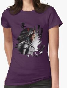 Howl's Moving Castle 4 Womens Fitted T-Shirt