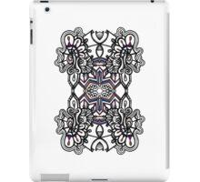 SYMMETRY - Design 015 (Color) iPad Case/Skin