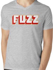 Fuzz Mens V-Neck T-Shirt