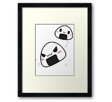 Kawaii Origini Framed Print