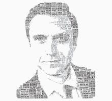 Raúl Esparza Typography by syrensymphony