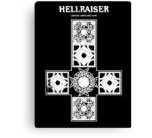 Hellraiser Pinhead Canvas Print