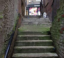 Grotty Alley by Francis Drake
