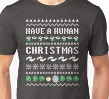 Rick & Morty Xmas Sweater Unisex T-Shirt