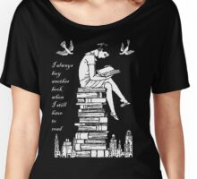 Book lover Women's Relaxed Fit T-Shirt