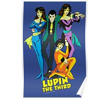 Lupin The Third Poster