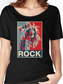 Hombre camiseta Los Muppets Animal Rock Póster Ideal regalo de cumpleaños Women's Relaxed Fit T-Shirt
