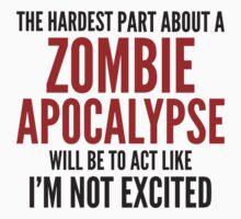 Zombie Apocalypse by DesignFactoryD