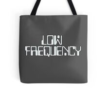 Low Frequency Tote Bag