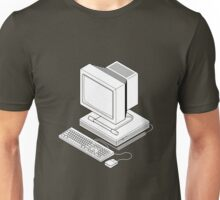 NeXTstation Slab Unisex T-Shirt