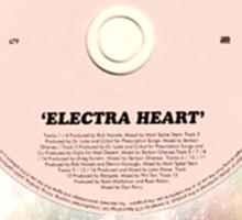 Marina and the Diamonds: ELECTRA HEART PASTEL GALAXY Sticker