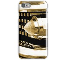 Colours - golden iPhone Case/Skin
