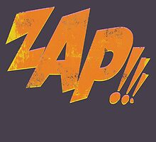 Zap! Batman sound effect by GraficBakeHouse