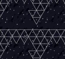 Triangle Vision Sticker