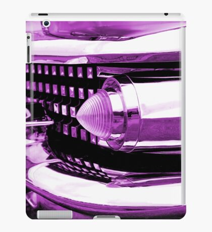 Colours - pink iPad Case/Skin
