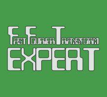 Fast Fourier Transform Expert One Piece - Short Sleeve