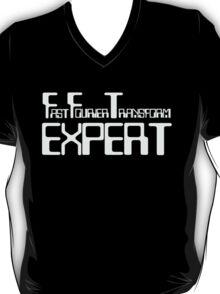 Fast Fourier Transform Expert T-Shirt