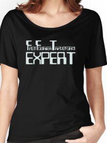Fast Fourier Transform Expert Women's Relaxed Fit T-Shirt