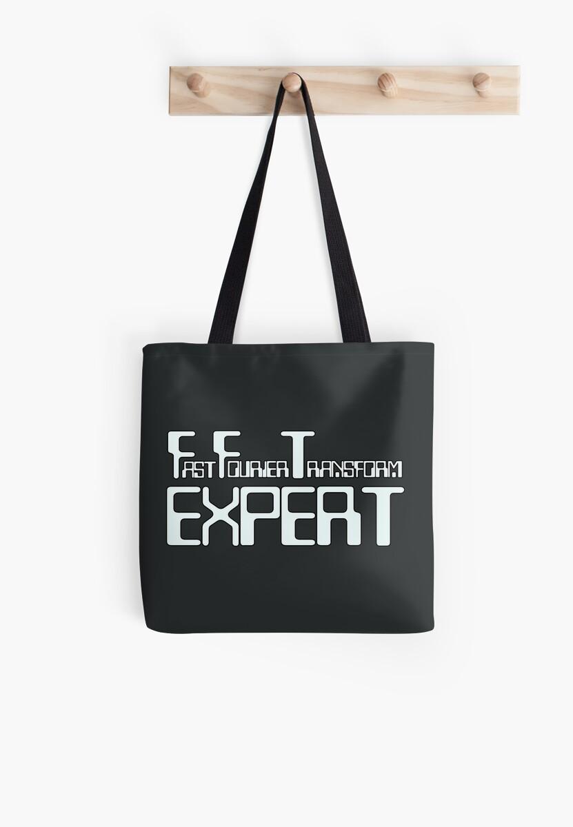 Fast Fourier Transform Expert by ixrid
