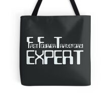 Fast Fourier Transform Expert Tote Bag