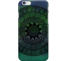 Circle Patterns iPhone Case/Skin