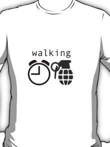 Walking Time Bomb T-Shirt