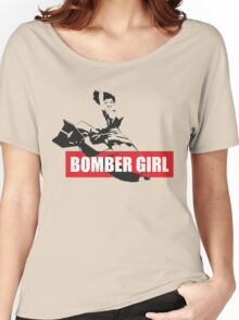bomb girls B-24 Women's Relaxed Fit T-Shirt