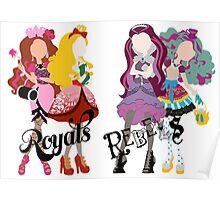 Royal or Rebel? Poster