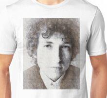 Bob Dylan portrait 03 Unisex T-Shirt
