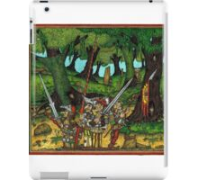 Roving Redcaps iPad Case/Skin