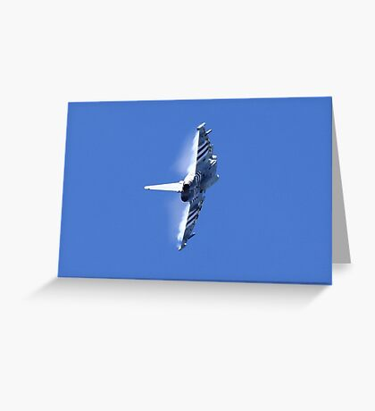G-Force Greeting Card