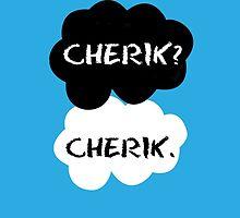 Cherik - TFIOS by Susanna Olmi