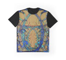 Autumn Wind Blowing Graphic T-Shirt