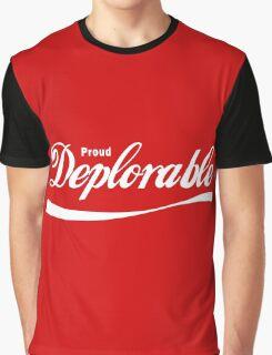 Proud Deplorable Graphic T-Shirt