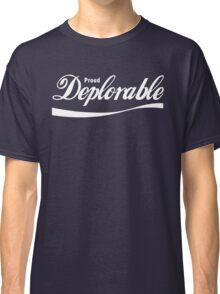 Proud Deplorable Classic T-Shirt