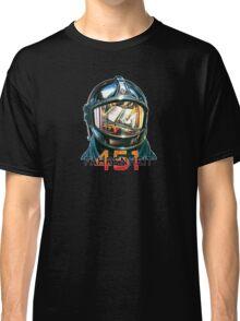 Fahrenheit 451 Fireman Classic T-Shirt