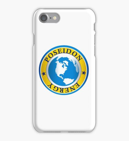 Poseidon Energy iPhone Case/Skin