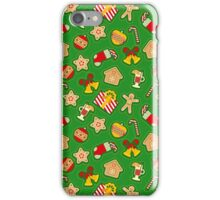 Christmas Flat iPhone Case/Skin