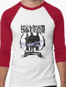 Team Awesome Men's Baseball ¾ T-Shirt