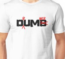 Drummer Dumb Funny Cool Shirt For Drummers Unisex T-Shirt