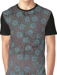 Flowers on Cloud 9 Graphic T-Shirt